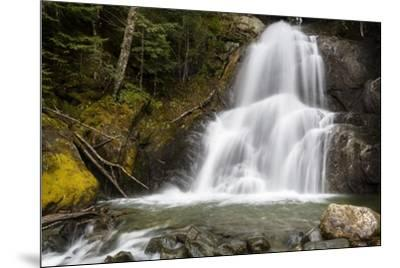 The Sound Of Falling Water-Brenda Petrella Photography LLC-Mounted Giclee Print