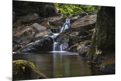Peace On The Mad River-Brenda Petrella Photography LLC-Mounted Giclee Print