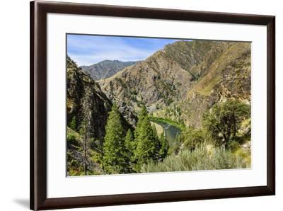 River Bend-Brenda Petrella Photography LLC-Framed Giclee Print
