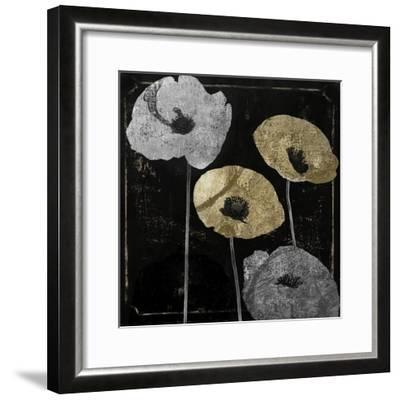 Poppyville I-Color Bakery-Framed Giclee Print