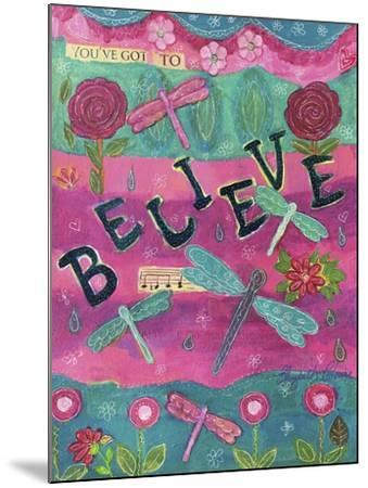 119-Believe-Elizabeth Claire-Mounted Giclee Print