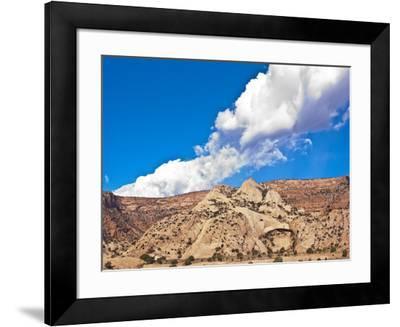 USA, Arizona, Scenic Vistas along Arizona Highway 98-Bernard Friel-Framed Photographic Print