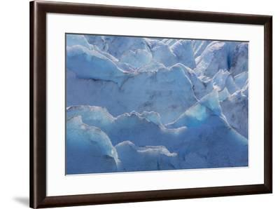 USA, Alaska, Portage Glacier of glacier ice.-Jaynes Gallery-Framed Premium Photographic Print