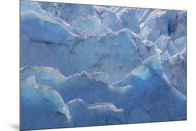USA, Alaska, Portage Glacier of glacier ice.-Jaynes Gallery-Mounted Premium Photographic Print