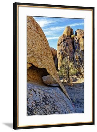 USA, Alabama Hills, California. Long Pine-Joe Restuccia III-Framed Premium Photographic Print