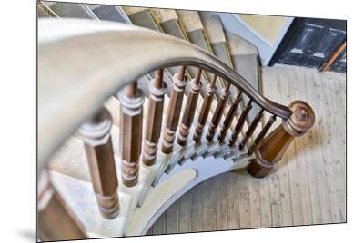 USA, Montana, Bannack State Park, Staircase-Hollice Looney-Mounted Premium Photographic Print