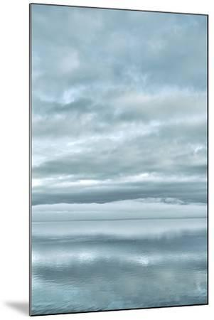 USA, Washington State, Seabeck. Sunrise mirrored in Hood Canal.-Jaynes Gallery-Mounted Premium Photographic Print