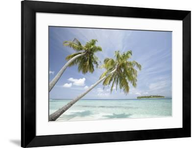 North Huvadhoo Atoll, Southern Maldives, Indian Ocean-Stuart Westmorland-Framed Premium Photographic Print