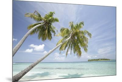 North Huvadhoo Atoll, Southern Maldives, Indian Ocean-Stuart Westmorland-Mounted Premium Photographic Print