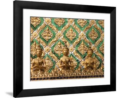Grand Palace, Bangkok, Thailand-Art Wolfe-Framed Photographic Print