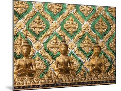 Grand Palace, Bangkok, Thailand-Art Wolfe-Mounted Photographic Print