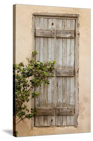 Greece, Crete, Chania, doorway-Hollice Looney-Stretched Canvas Print