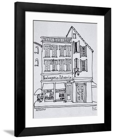 Boulangerie Patisserie, Avignon, France-Richard Lawrence-Framed Photographic Print