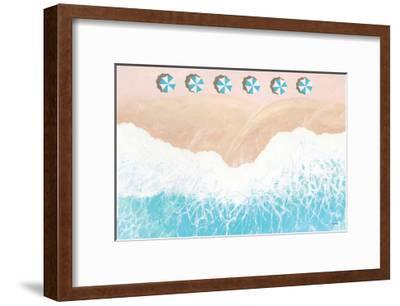 Sky Seaview II--Framed Art Print