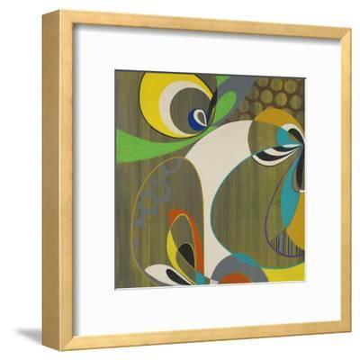 Fresh Twist I-Liz Jardine-Framed Art Print