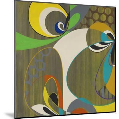 Fresh Twist I-Liz Jardine-Mounted Art Print