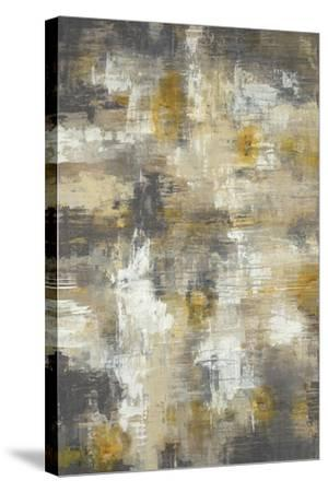 Smoke and Mirrors-Liz Jardine-Stretched Canvas Print