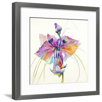 Sheer Beauty V-Liz Jardine-Framed Art Print