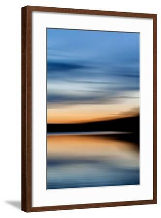 Modern Coastal-Melissa McClain-Framed Art Print