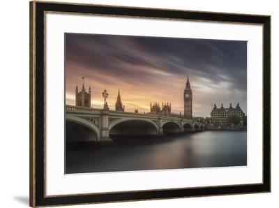 Big Ben, London-Carlos F. Turienzo-Framed Photographic Print