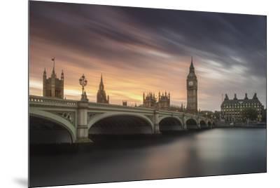 Big Ben, London-Carlos F. Turienzo-Mounted Photographic Print