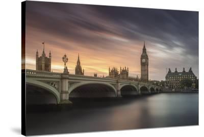 Big Ben, London-Carlos F. Turienzo-Stretched Canvas Print