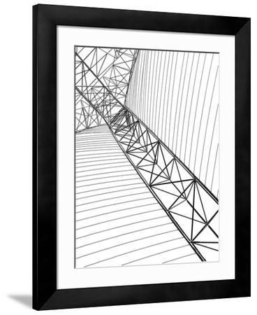 The Abstract-Kahar Lagaa-Framed Photographic Print
