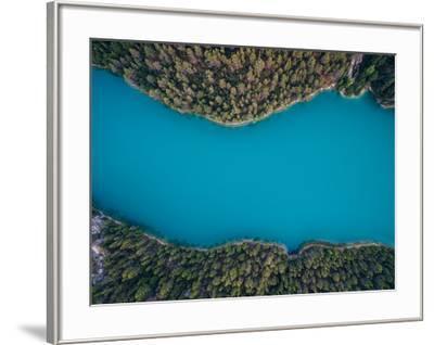 Deep Blue-Antonio Carrillo Lopez-Framed Photographic Print