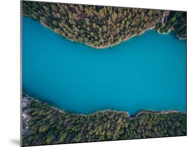 Deep Blue-Antonio Carrillo Lopez-Mounted Photographic Print