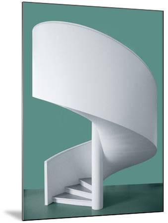 Spiral Staircase-Inge Schuster-Mounted Photographic Print
