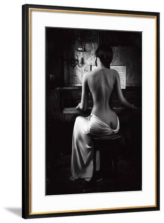 Music of the Body-Ruslan Bolgov (Axe)-Framed Photographic Print
