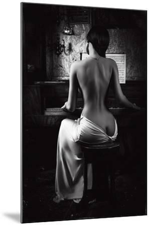 Music of the Body-Ruslan Bolgov (Axe)-Mounted Photographic Print