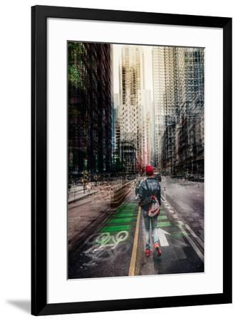 Pictures of You (the Cure)-Carmine Chiriac?-Framed Photographic Print