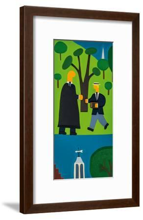 Harrow School-Cristina Rodriguez-Framed Giclee Print