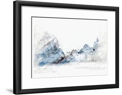 Faded Sky-Hermione Carline-Framed Giclee Print