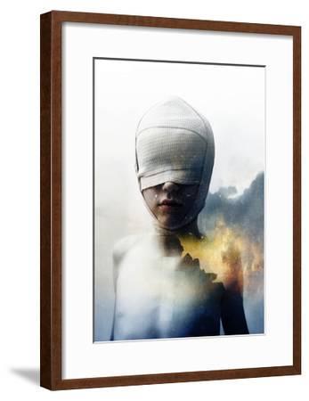 My legacy in black-Johan Lilja-Framed Giclee Print