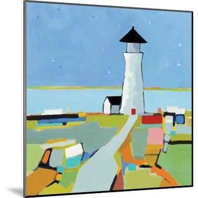 To the Lighthouse--Mounted Art Print
