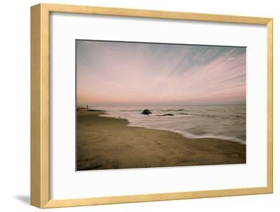 Beach Rays--Framed Art Print