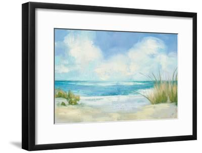 Wind and Waves I--Framed Art Print