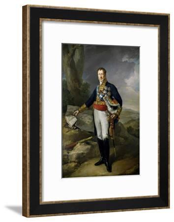 Pedro Alcantara Álvarez de Toledo y Salm Salm, 13th Duke of the Infantado , 1827.-Vicente L?pez Porta?a-Framed Giclee Print