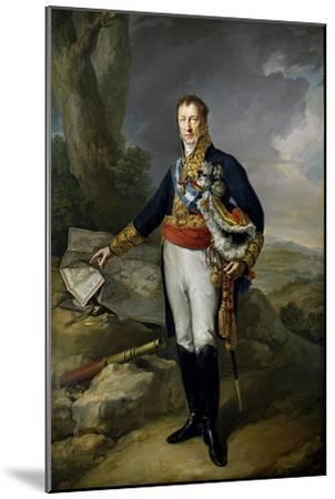 Pedro Alcantara Álvarez de Toledo y Salm Salm, 13th Duke of the Infantado , 1827.-Vicente L?pez Porta?a-Mounted Giclee Print
