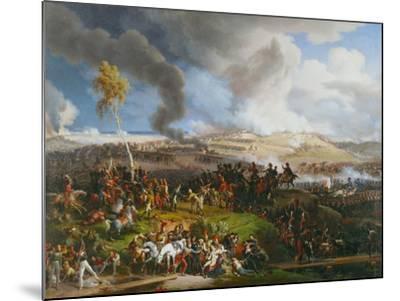 The Battle of the Moskova (Borodino), September 7,1812.-Louis Fran?ois Lejeune-Mounted Giclee Print