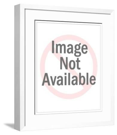Boat Masts-Angela Cameron-Framed Photographic Print