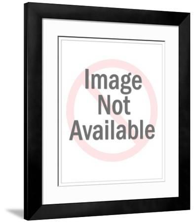 Huntington Beach-Angela Cameron-Framed Photographic Print