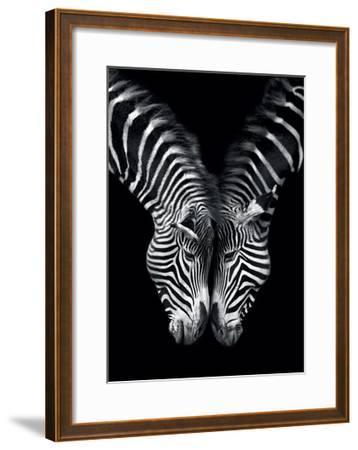 Together-Marina Cano-Framed Art Print
