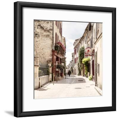 France Provence Square Collection - Wonderful Frrench Provence - Uzès-Philippe Hugonnard-Framed Photographic Print