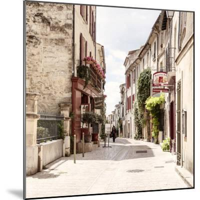 France Provence Square Collection - Wonderful Frrench Provence - Uzès-Philippe Hugonnard-Mounted Photographic Print