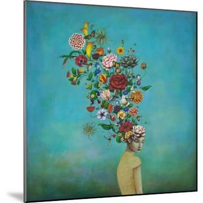 A Mindful Garden-Duy Huynh-Mounted Premium Giclee Print