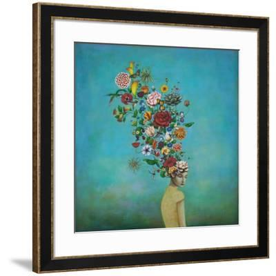 A Mindful Garden-Duy Huynh-Framed Premium Giclee Print