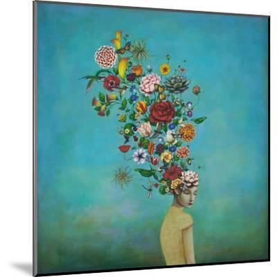 A Mindful Garden-Duy Huynh-Mounted Art Print